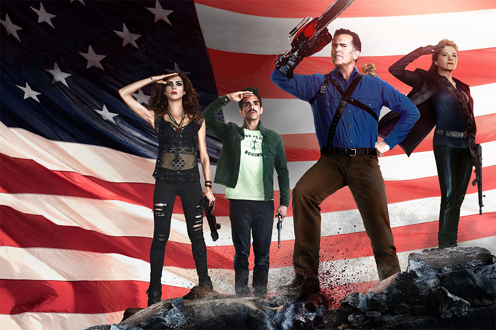 Ash vs Evil Dead – B-Movie in Serie