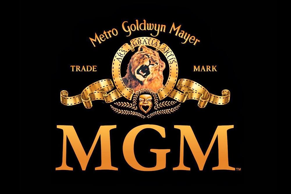 Das weltberühmte Logo von MGM
